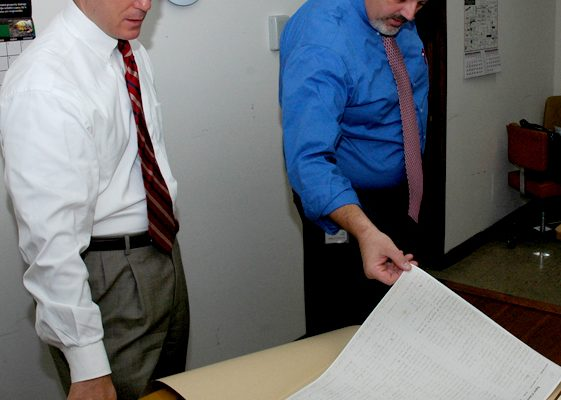 Local Records Director and Clerk