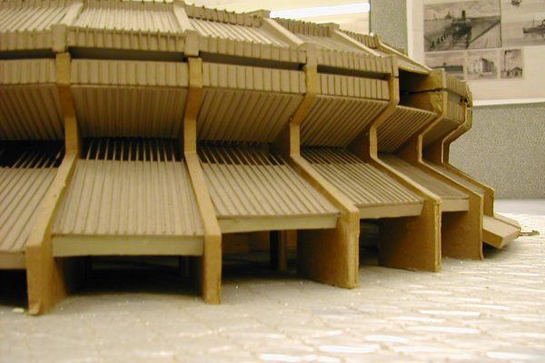 Architectural model 3