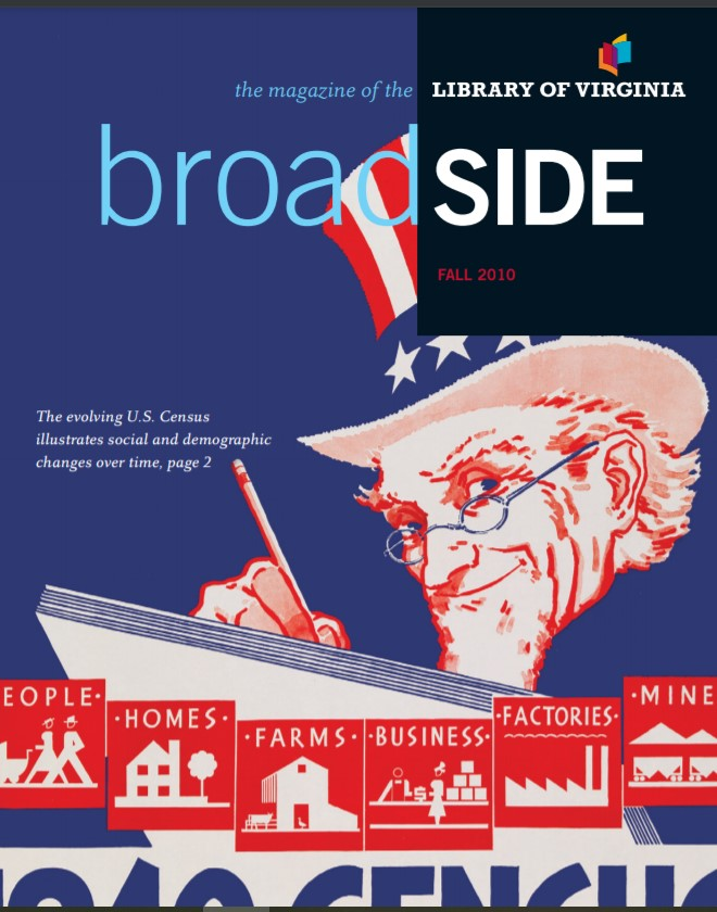 Latest Issue of Broadside is Now Available