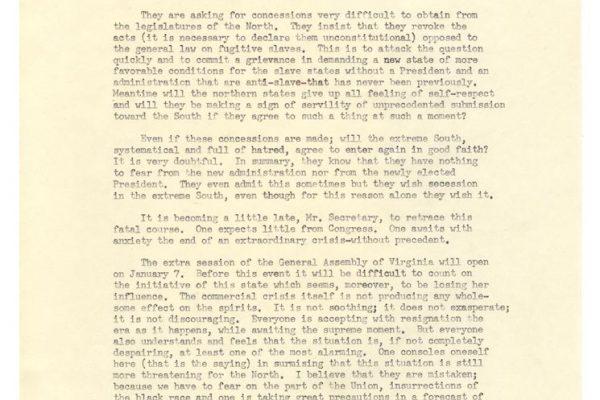 Alfred Paul's Report pg. 2