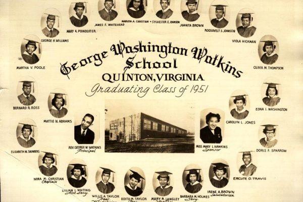 Watkins School Class