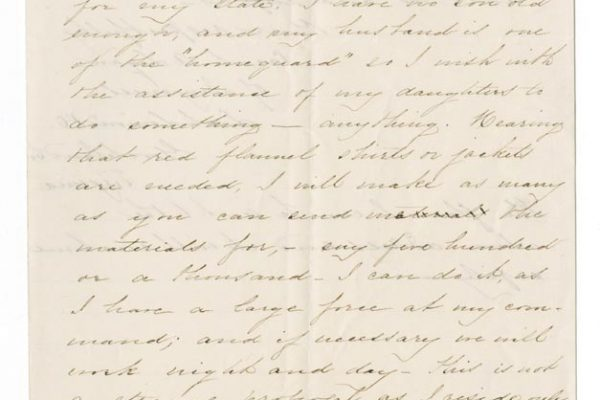 Letter from Logan pg. 1