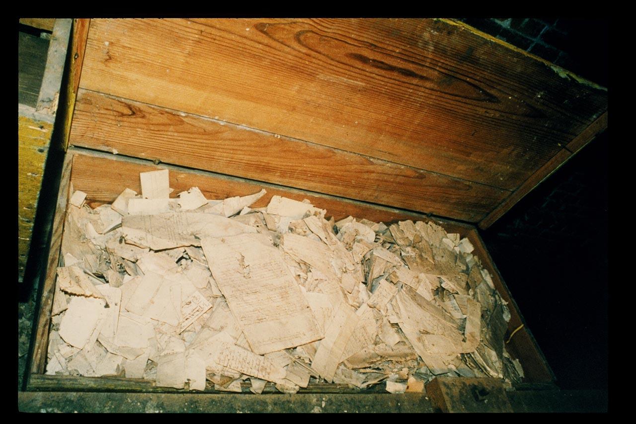 Treasure in the Attic: Accomack County Colonial Era Records