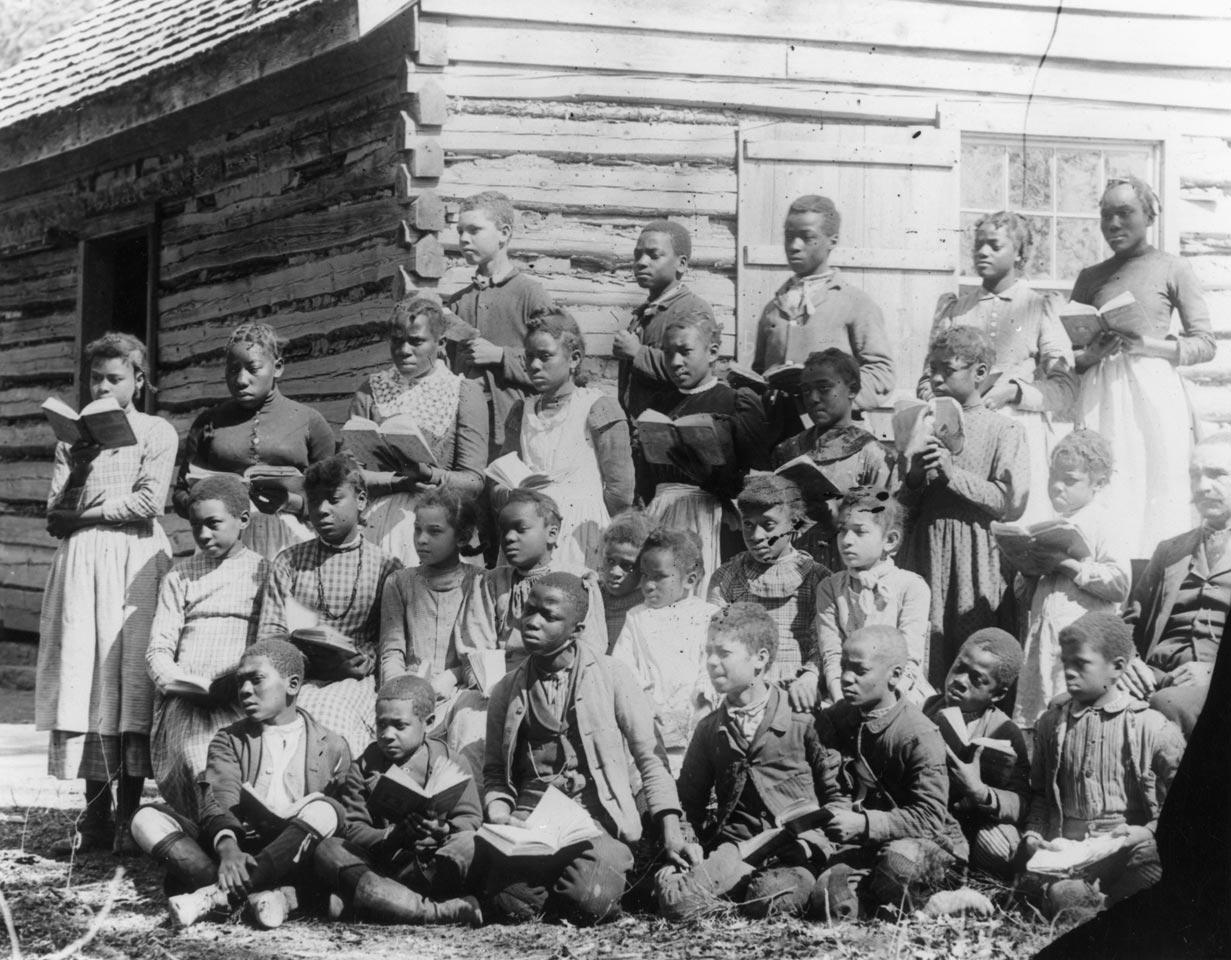 Mapping segregation in Virginia's early public schools