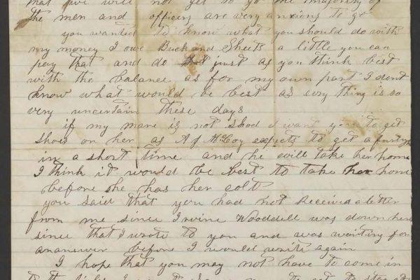 John J. Rusmisel letter pg. 2