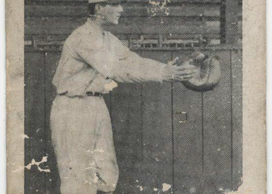 W.G. Smith's card
