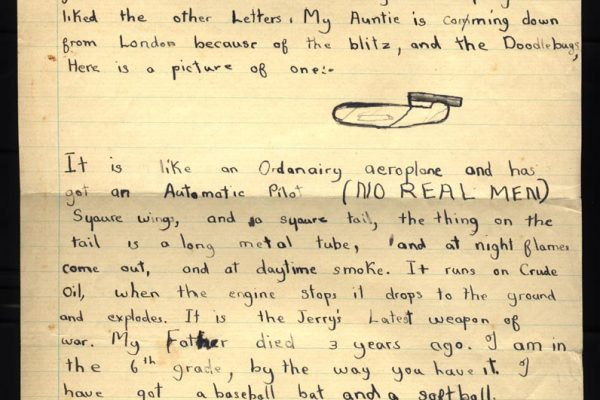 Fred Laws Letter