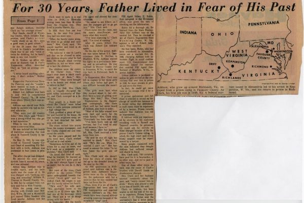 Newspaper Clipping Continued