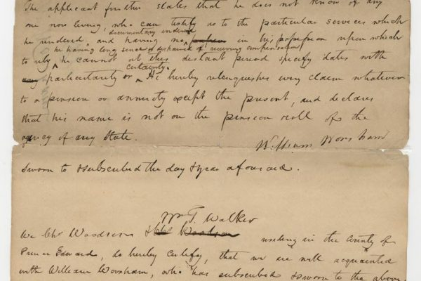 Petition of Worsham pg. 3