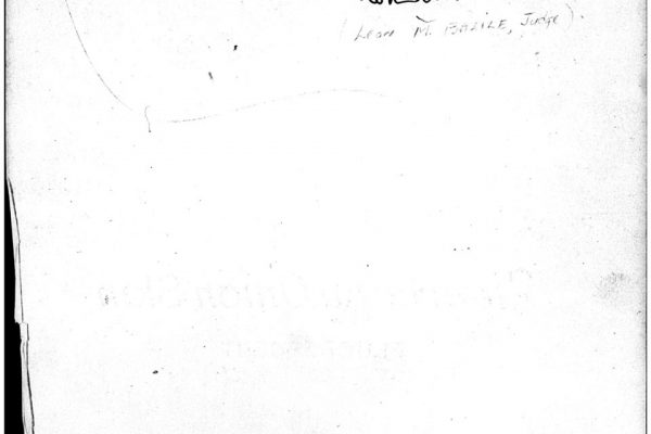 Opinion of Judge Bazile (pg. 2)