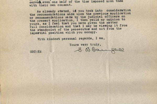 Letter from Stuart Campbell pg. 2