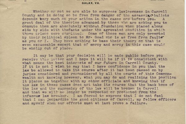 Letter from Landreth pg. 2