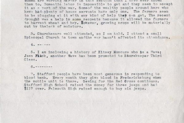 Stafford War History pg. 2