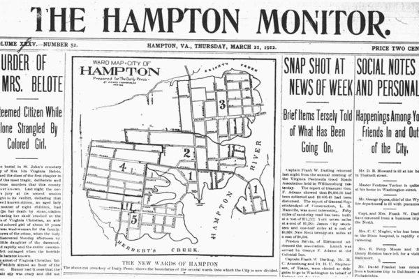 Hampton Monitor