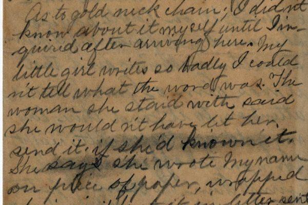 Letter from Peebles pg. 3