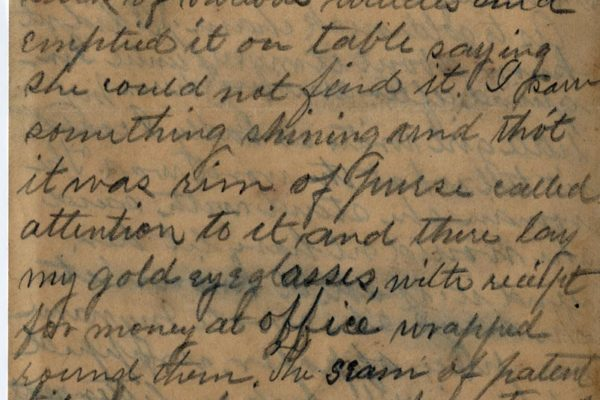 Letter from Peebles pg. 2