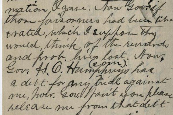 Letter from E.M. Peebles pg. 3