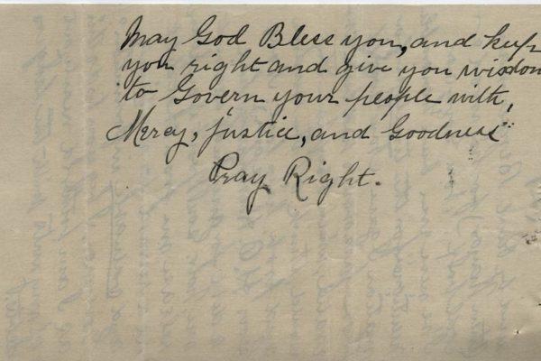 Letter from E.M. Peebles pg. 4