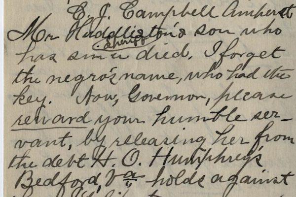 Letter from E.M. Peebles pg. 5
