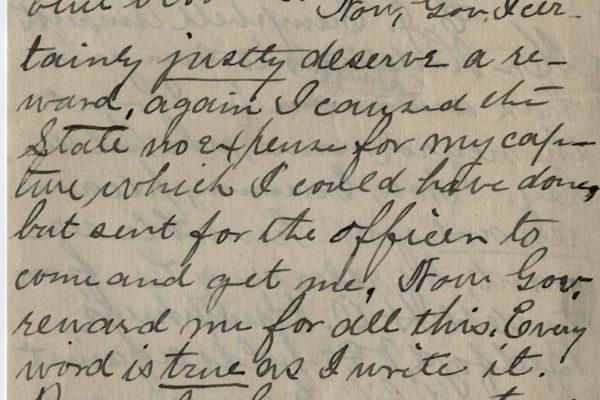 Letter from E.M. Peebles pg. 6