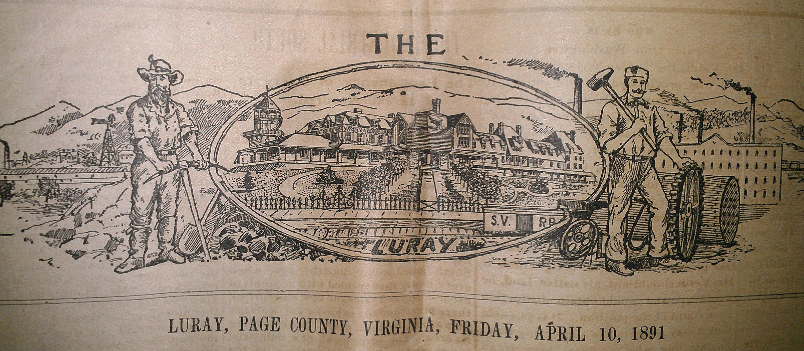 VNP Acquires Pages and Pages of Page County Newspapers