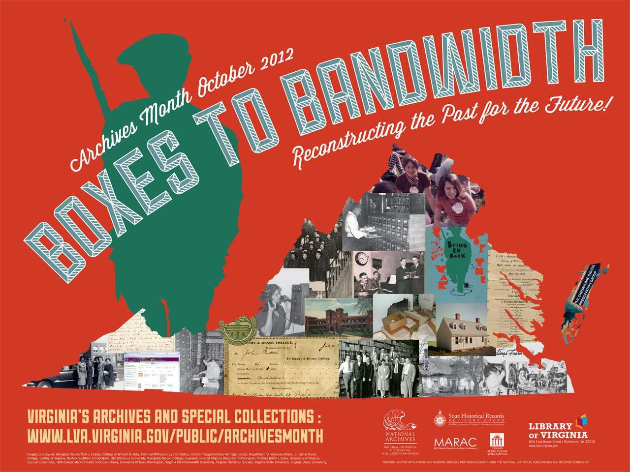 Archives Month 2012: Boxes to Bandwidth