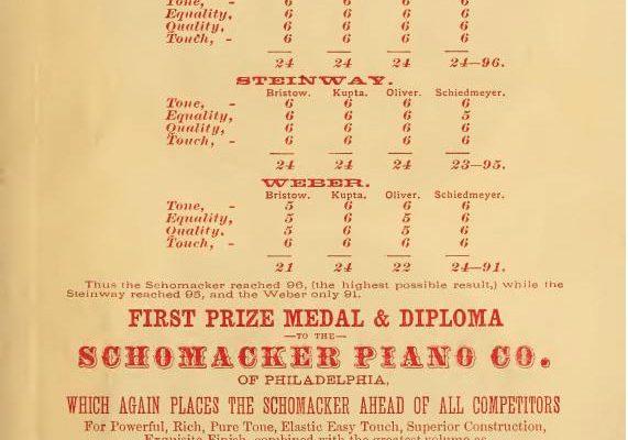 Schomacker Promo Material