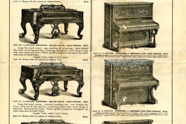 Schomacker Piano Catalog 3