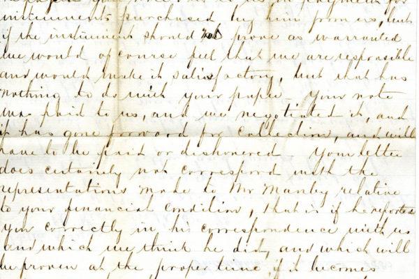 Letter from Schomacker 2