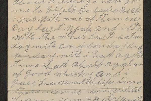 Letter from Richard Turner pg. 2