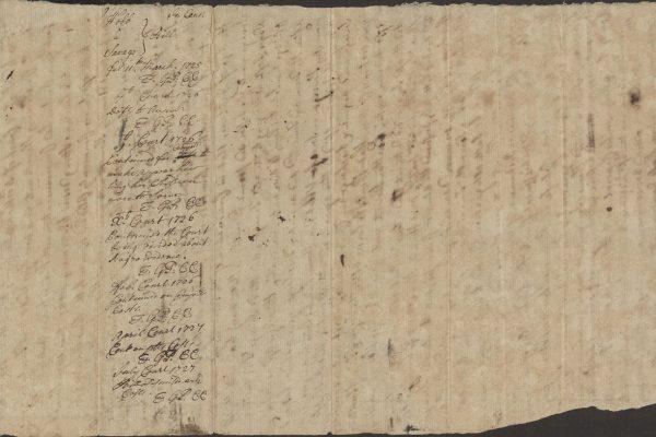 Jane Webb vs. Thomas Savage, Chancery