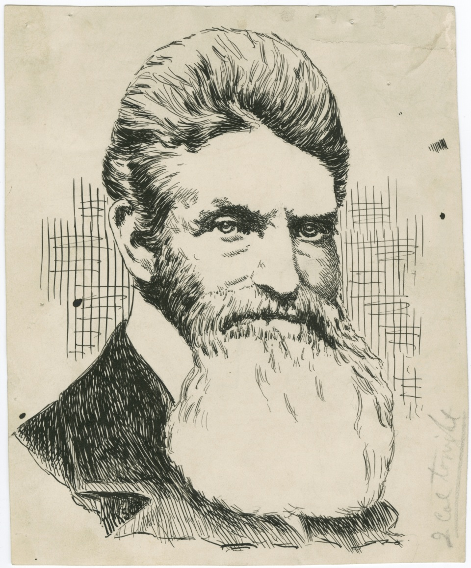 Mapping John Brown: How one man's failed rebellion expanded the abolitionist cause