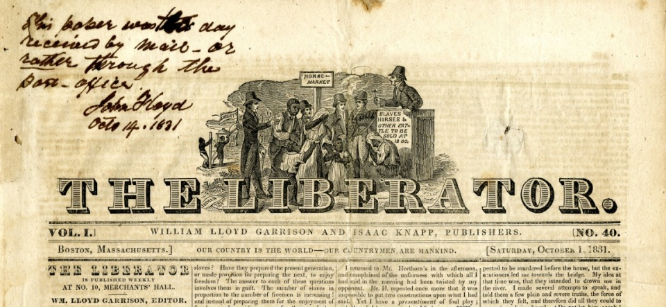 Following a Northern Star:  Exploring Abolitionist Materials with Mapping Technologies