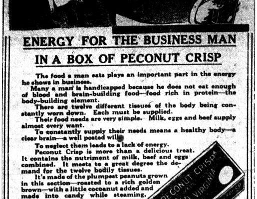 peanut-crisp
