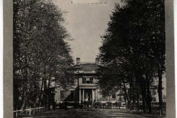 Governor's Mansion 1865
