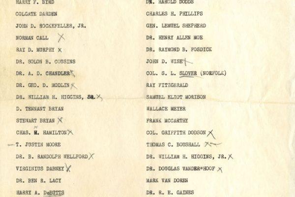 List of honorary pall bearers