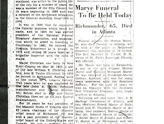 Obituary for L.T. Christian