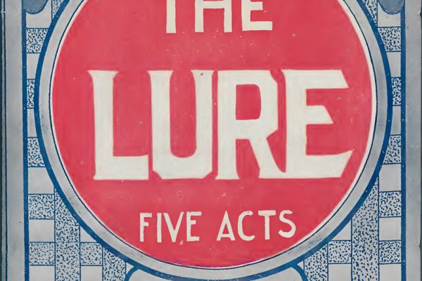 The Lure promotional material