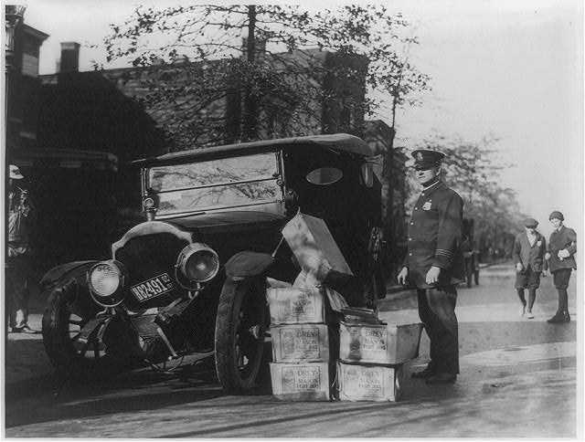 """""""How Dry I Am!"""" – The Virginia Prohibition Commission Records"""