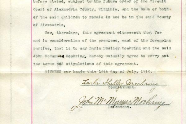 Custody agreement pg. 2