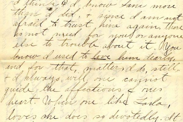 25 Jan. 1906 Letter pg. 2