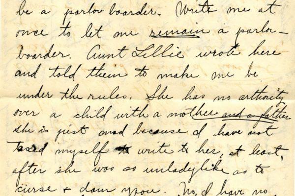 5 Dec. 1905 Letter pg. 2