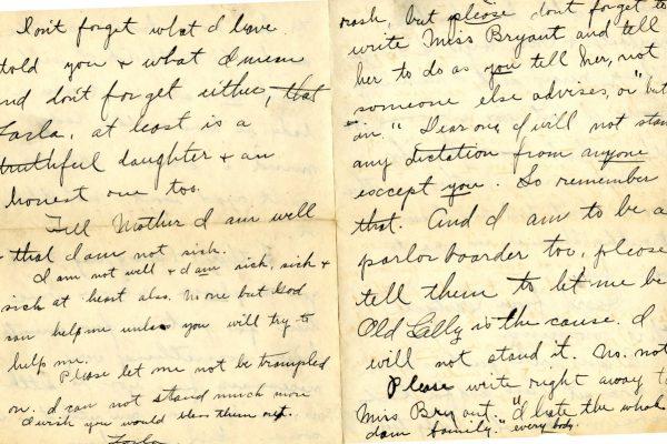 5 Dec. 1905 Letter pg. 3