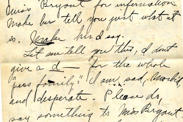 8 Dec. 1905 Letter pg. 2