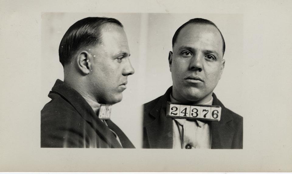 Mug Shot Monday:  Ted K. Calvert, No. 24376