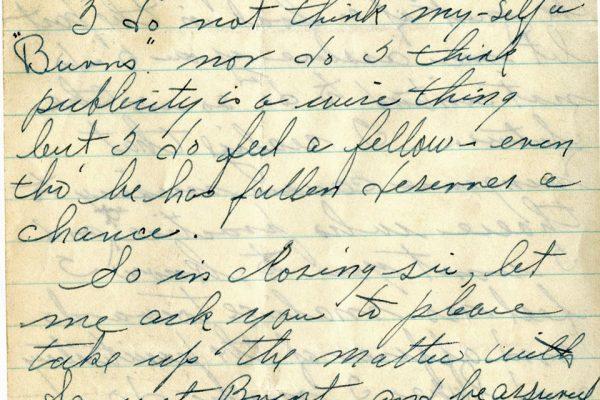 Letter from Calvert pg. 4