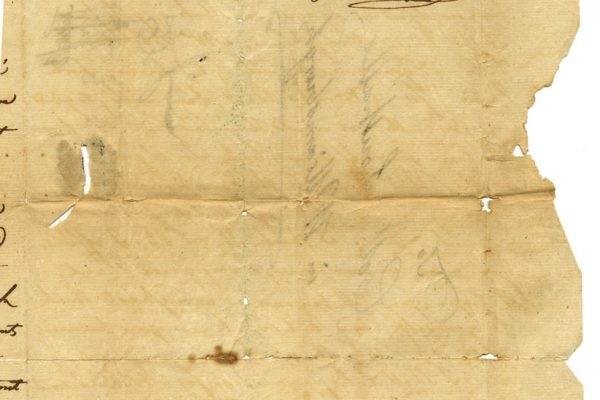 Letter to James Southall pg. 3