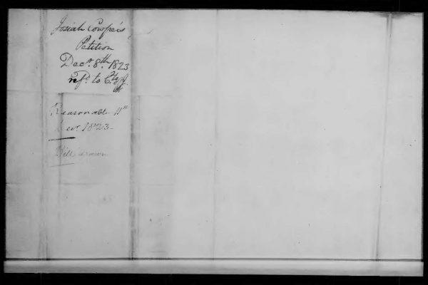 Petition of Cowper pg. 2