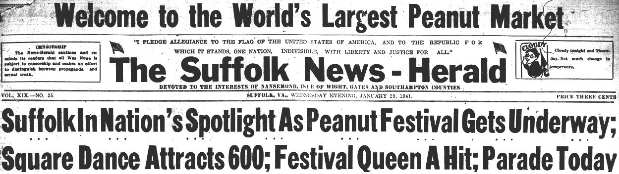 Soybeans and Beauty Queens: Newspaper Coverage of the Queens of the Crop