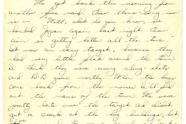 Letter from John Randolph Jr. pg. 1